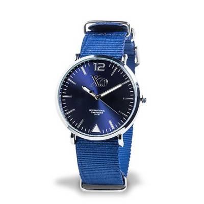 XO-kello, tummansininen