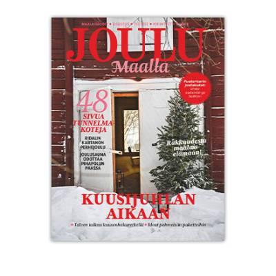 Joulu maalla -lehti